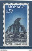 Monaco - YT N° 859 - Neuf Sans Charnière - 1971 - Unused Stamps
