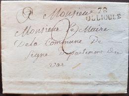 78 Ollioules 1812 - 1801-1848: Précurseurs XIX