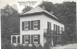 Sept-Fontaines NA1: Le Château 1921 - Rhode-St-Genèse - St-Genesius-Rode