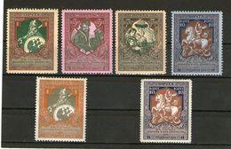 Lot Alte UDSSR Von 1920er Jahre Falz - Vrac (max 999 Timbres)