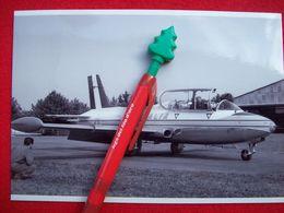 FOTOGRAFIA  AEREO   MACCHI MB 326 D  ALITALIA - Aviazione