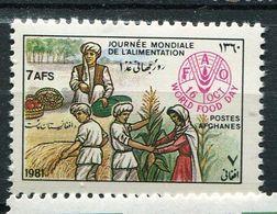 Afghanistan ** N°  1085    Contre La Faim - Against Starve