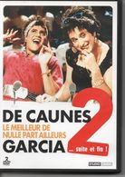 DE CAUNES GARCIA 2- LE MEILLEUR DE NULLE PART AILLEURS - DVDs
