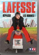 LAFESSE DÉPASSE LES BORNES - DVDs