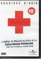 SOURIRE D'ASIE - L'HUMOUR SE MOBILISE AU PROFIT DE LA CROIX ROUGE POUR LES VICTIMES DU SÉISME ASIE - DVDs