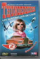 THUNDERBIRDS - LES SENTINELLES DE L'AIR - Dessin Animé