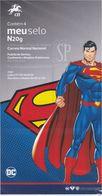 Portugal 2020 Meu Selo DC Comics Films Super Homem Super Man Superman Booklet With 4 Stamps - Childhood & Youth