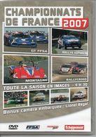 ÉCHAPPEMENT - CHAMPIONNATS DE FRANCE 2007 - Sport