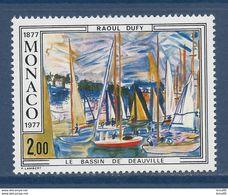 Monaco - YT N° 1097 - Neuf Sans Charnière - 1977 - Unused Stamps
