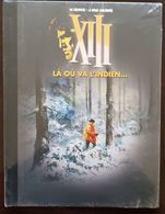 XIII - Tirage Luxe Le Figaro - T2 : LA OU VA L'INDIEN. Neuf Sous Blister - XIII
