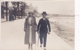 06-Cannes  La Croisette Le Grand Hôtel 1920 - Cannes