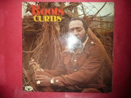 LP33 N°4741 - ROOTS CURTIS - 940 091 - DISQUE EPAIS - MADE IN FRANCE - COMPLET - FUNK SOUL - Soul - R&B