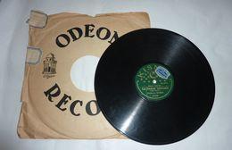 Disque 78 T Phonographe GRAMOPHONE ODÉON Orchestre Kismet - 78 Rpm - Schellackplatten