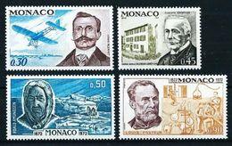 Mónaco Nº 910/13 Nuevo - Monaco
