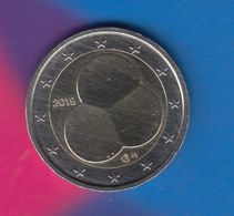 @Y@  Finland 2 Euro 2019   Hallitusmuoto  100 Jaar Grondwet ,  Pr. - Finland
