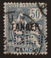 Maroc Perfins Perforés - Other