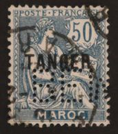 Maroc Perfins Perforés - Maroc (1891-1956)