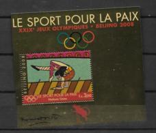 2008 - BF 20 **MNH - Jeux Olympiques De Pékin - Carnets