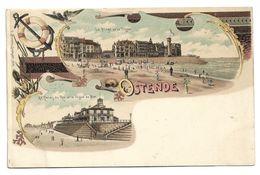 Oostende   *  Ostende - Plage Et La Digue - Palais Du Roi  (Brandes, 2079) - Oostende