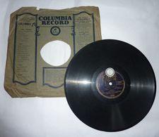 Disque 78 T Phonographe GRAMOPHONE PATHÉ Chanteur Alibert - 78 Rpm - Schellackplatten