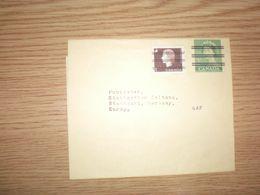 Canada 1960 1 2 Dolar - Lettres & Documents