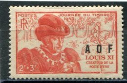 AFRIQUE OCCIDENTALE FRANCAISE  N°  23 *  (Y&T)  (Neuf Charnière) - Neufs