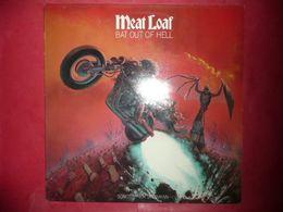 LP33 N°4747 - MEAT LOAF - BAT OUT OF HELL - DISQUE EPAIS - JE SUIS UN GRAND FAN - Hard Rock & Metal