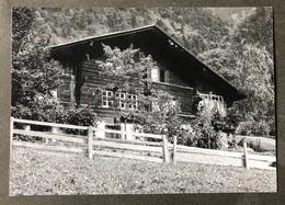 Gestempelt In St. Margarethen/ Ländliches Haus/ Fotokarte - SG St. Gall