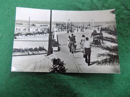 VINTAGE FRANCE: ARCACHON Place Thiers B&w 1952 - Arcachon