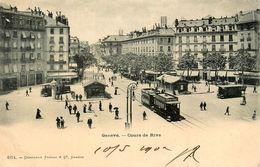 Genève * Cours De Rive * Tramway * Schweiz Suisse - GE Genève