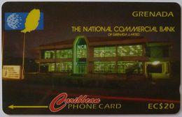 GRENADA - GPT - GRE-66F - National Commercial Bank - $20 - Used - Grenada
