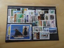 Fävoer Jahrgang 1995-1999 Postfrisch Komplett (14754) - Faroe Islands