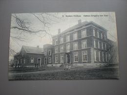 HOUTAIN L'EVEQUE 1912 - WALSHOUTEM - CHATEAU GREGOIRE JEAN COUR - Landen