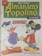 Fumetti - Albi D'oro - Almanacco Topolino N. 1 - 1959 - Livres, BD, Revues