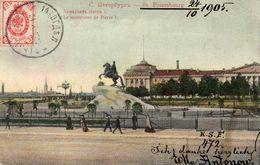 DC2449 - Sankt Petersburg 2 Karten - Cartoline