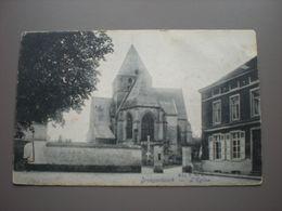 DROOGENBOSCH 1906 - L'EGLISE - Drogenbos