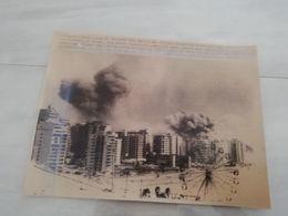 17988   PHOTO DE PRESSE   18CMX24CM  LIBAN MULTIPLES EXPLOSIONS - Non Classificati