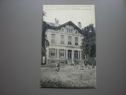 GANSHOREN - AV. DU DUC JEAN II - VILLA DE L'OEUVRE DES COLONIES SCOLAIRES DE MOLENBECK-ST. JEAN-KOEKELBERG - Ganshoren