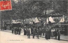 Neuilly Sur Seine Fête Foraine Manège - Neuilly Sur Seine
