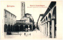 BOLOGNA - Chiesa Di S. Giacomo Maggiore - Bologna