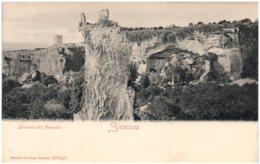 SIRACUSA - Latomia Del Paradiso - Siracusa