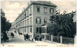 PALERMO - Albergo Delle Palme - Palermo
