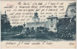 28966g  POLOGNE - WILANÖW -1899 - Poland