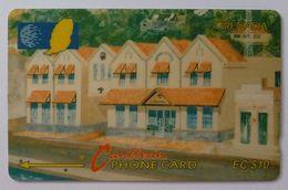 GRENADA - GPT - GRE-10A - New Grentel Building St George's - $10 - Used - Grenada