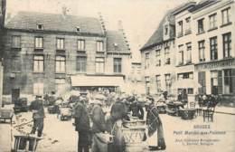 Belgique - Bruges - Petit  Marché-aux-Poissons - Brugge