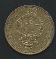 MONNAIE COSTA RICA 100 COLONES 2007  Pia22103 - Costa Rica