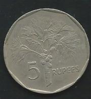 Seychelles 5 Rupees 1982  Pia22104 - Seychelles