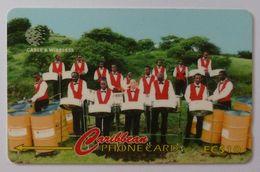 GRENADA - GPT - GRE-287C - Cable & Wireless Commancheros - $10 - Used - Grenada