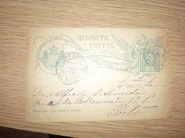 Bilhete Postal - Portugal
