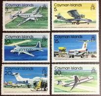Cayman Islands 1979 Airfield Anniversary Aircraft MNH - Cayman Islands